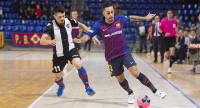 Barça Lassa y Osasuna Magna vencen a Levante y Cartagena FS