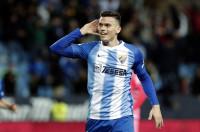 El Málaga pisa sobre el liderato tras ganar al Lugo