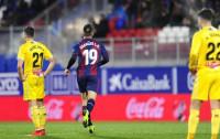 El Eibar toma aire con una goleada ante el Espanyol