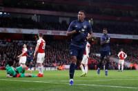 El Manchester United elimina al Arsenal para meterse en los octavos de la FA Cup