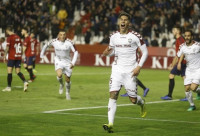 El Getafe recupera al lateral zurdo Mathías Olivera, cedido en el Albacete