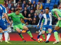 El Betis quiere ganar al Espanyol en el ensayo de 'su' final