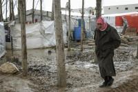 Líbano sufre el colapso de los sistemas de saneamiento básicos de los refugiados sirios tras las tormentas