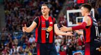 Baskonia se pone serio y minimiza a Maccabi