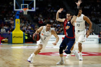 El Real Madrid gana sin brillo a Baskonia (82-76)