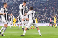 La Juventus despacha al Frosinone antes de ir al Metropolitano