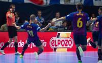El Barça elimina al Jaén y se medirá a Osasuna en la segunda semifinal