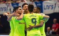 ElPozo Murcia y Barça Lassa, final de 'gallitos'