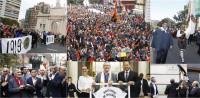 El Valencia CF vive una emotiva jornada de celebraciones por su centenario