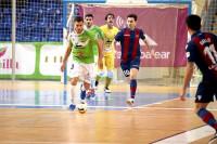 Palma Futsal certifica su presencia en los 'play-offs' tras golear al Levante