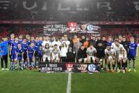 El Sevilla vence al Schalke y se adjudica el X Trofeo Antonio Puerta