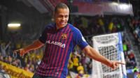 El Barça Lassa golea al Antequera y mantiene el liderato