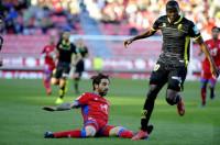 Granada y Albacete dan vía libre a Osasuna en el liderato
