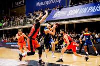 Valencia Basket remonta en Andorra por la cuarta plaza