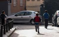 La pobreza infantil se reduce en un 1,8% en España