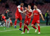 Arsenal-Valencia y Eintracht-Chelsea, semifinales de la Liga Europa