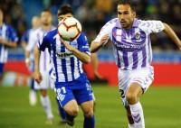 El Valladolid rescata un punto clave de Mendizorrotza