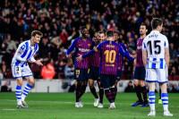El Barça enfila la semana del título