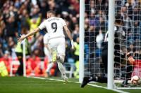 Benzema supera a Luis Suárez en el Pichichi