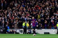 Leo Messi abrocha su sexta Bota de Oro