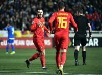 Eden Hazard, un virtuoso 'Diablo Rojo' para recuperar la ilusión del Bernabéu