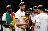 Los Toronto Raptors de Ibaka y Gasol ganan por primera vez en su historia la NBA