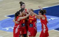 España vapulea a Suecia en la recta final hacia el Eurobasket