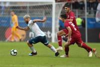 Argentina vence a Catar y se enfrentará con Venezuela en cuartos de final