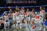 España despide a Serbia en busca de otro oro