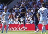 El Real Madrid acalla Balaídos al son de Benzema