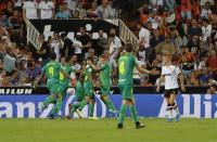 La Real empata en el 101' de Mestalla y Mallorca y Osasuna vuelven con victoria