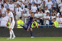 El Real Madrid patina con el Valladolid (1-1)
