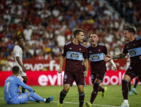 El Sevilla no acierta con el Celta y el Athletic somete a la Real