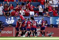 Osasuna anula al Barça y resiste en El Sadar