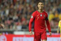 La líder Ucrania no afloja y Portugal vuelve a la lucha con gol de Cristiano