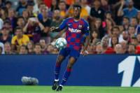 Ansu Fati mejora su contrato y cláusula con el Barça