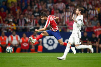 Atlético y Real Madrid se anulan en un derbi sin brillo