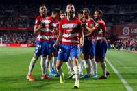 El Granada sigue soñando tras vencer por la mínima a Osasuna