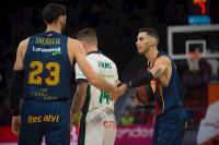 El Baskonia reduce a un desconocido Olympiacos