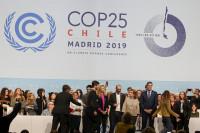 Madrid da la bienvenida a la Cumbre del Clima