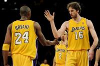Pau Gasol recuerda a Kobe Bryant: