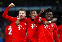 El Bayern asalta Londres y acaricia los cuartos