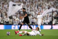 El Real Madrid se desangra como local en la Liga de Campeones
