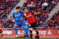 En-Nesyri alivia al Sevilla y el Getafe gana por la mínima en Son Moix