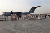 Turquía envía un avión militar de carga a España e Italia con material de protección