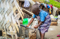 UNICEF alerta de la situación de cientos de miles de niños por el paso del ciclón 'Harold' por islas del Pacífico