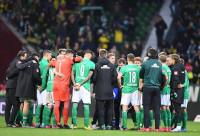 Un jugador del Werder Bremen, dos semanas en cuarentena por el positivo de