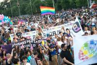 Los pregoneros del Orgullo de Madrid reivindican en la nueva normalidad más visibilidad y respeto a la diversidad