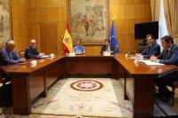 Gobierno y agentes sociales retoman este viernes el diálogo social para hablar de la ampliación de los ERTEs