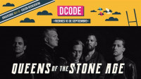 Queens Of The Stone Age, cabeza de cartel del viernes en DCODE 2021